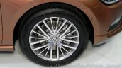 VW Lamando wheel at Guangzhou Auto Show 2014