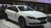 Volvo V60 Cross Country front three quarters at the 2014 Los Angeles Auto Show