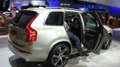 Volvo XC90 T6 doors open at the 2014 LA Auto Show