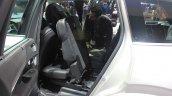 Volvo XC90 T6 rear seat at the 2014 LA Auto Show