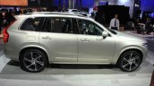 Volvo XC90 T6 side at the 2014 LA Auto Show