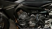 Yamaha MT-09 Tracer engine or Yamaha FJ-09 engine at the EICMA 2014