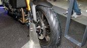 Yamaha MT-09 Tracer front wheel or Yamaha FJ-09 front wheel at the EICMA 2014