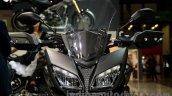 Yamaha MT-09 Tracer headlamp or Yamaha FJ-09 headlamp at the EICMA 2014