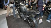 Yamaha MT-09 Tracer rear three quarters or Yamaha FJ-09 rear three quarters at the EICMA 2014