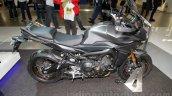 Yamaha MT-09 Tracer side or Yamaha FJ-09 at side the EICMA 2014