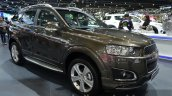 2014 Chevrolet Captiva Sport Edition front three quarters at the 2014 Thailand Motor Expo