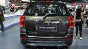 2014 Chevrolet Captiva Sport Edition rear at the 2014 Thailand Motor Expo