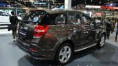 2014 Chevrolet Captiva Sport Edition rear three quarters at the 2014 Thailand Motor Expo