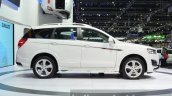 2014 Chevrolet Captiva Sport Edition side at the 2014 Thailand Motor Expo white