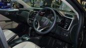 2014 Honda City CNG steering wheel at the 2014 Thailand Motor Expo
