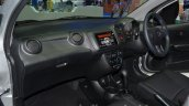 2014 Honda Mobilio all black dashboard at the 2014 Thailand Motor Expo