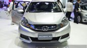 2014 Honda Mobilio front at the 2014 Thailand Motor Expo