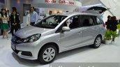 2014 Honda Mobilio front three quarters at the 2014 Thailand Motor Expo