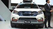 2014 Isuzu MU-X front at the 2014 Thailand Motor Expo