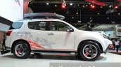 2014 Isuzu MUX side at the 2014 Thailand Motor Expo