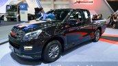 2014 Isuzu X-Series front three quarter at the 2014 Thailand International Motor Expo