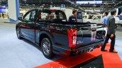 2014 Isuzu X-Series rear three quarter at the 2014 Thailand International Motor Expo