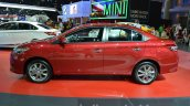 2014 Toyota Vios Side at the 2014 Thailand Motor Show