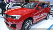2015 BMW X4 front three quarters at the 2014 Thailand Motor Expo