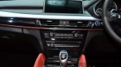 2015 BMW X6 centre console at the 2014 Thailand International Motor Expo