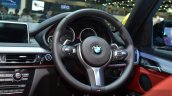 2015 BMW X6 dashboard at the 2014 Thailand International Motor Expo