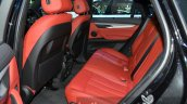 2015 BMW X6 rear seats at the 2014 Thailand International Motor Expo