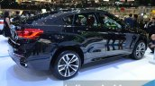2015 BMW X6 rear three quarters at the 2014 Thailand International Motor Expo
