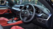2015 BMW X6 steering wheel at the 2014 Thailand International Motor Expo
