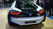 2015 BMW i8 rear at the 2014 Thailand Motor Expo