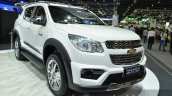 2015 Chevrolet Trailblazer SVP front three quarters at the 2014 Thailand Motor Expo
