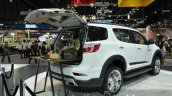 2015 Chevrolet Trailblazer SVP rear three quarters at the 2014 Thailand Motor Expo