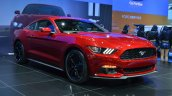 2015 Ford Mustang Front Three Quarters at the 2014 Thailand Motor Show