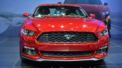 2015 Ford Mustang Front at the 2014 Thailand Motor Show