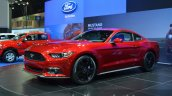 2015 Ford Mustang Left side at the 2014 Thailand Motor Show