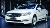 2015 Geely GC9 front three quarter at the launch in China