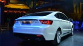 2015 Geely GC9 rear three quarter at the launch in China