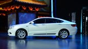 2015 Geely GC9 side at the launch in China