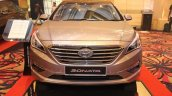 2015 Hyundai Sonata launched in Malaysia front