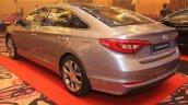 2015 Hyundai Sonata launched in Malaysia rear three quarter