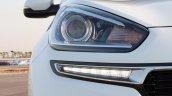 2015 Kia KX3 production spied head lamp