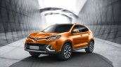 2015 MG GTS SUV front official