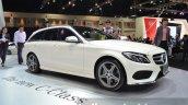 2015 Mercedes C Class Estate at 2014 Thailand International Motor Expo'