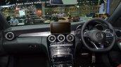 2015 Mercedes C Class Estate dashboard at 2014 Thailand International Motor Expo