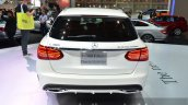 2015 Mercedes C Class Estate rear fascia at 2014 Thailand International Motor Expo
