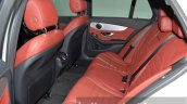 2015 Mercedes C Class Estate rear seats at 2014 Thailand International Motor Expo