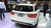 2015 Mercedes C Class Estate rear three quarter at 2014 Thailand International Motor Expo