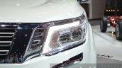 2015 Nissan Navara NP300 Limited Edition LED DRL at the 2014 Thailand Motor Expo