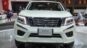 2015 Nissan Navara NP300 Limited Edition front at the 2014 Thailand Motor Expo