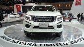 2015 Nissan Navara NP300 Limited Edition front fascia at the 2014 Thailand Motor Expo